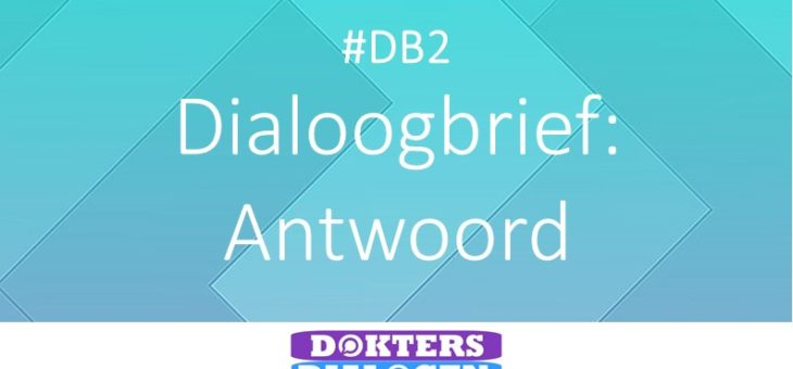 #DB2 Antwoord!